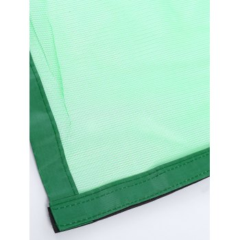 Mesh Anti Mosquito Magnetic Tulle Door Screen Curtain - 90*210CM 90*210CM