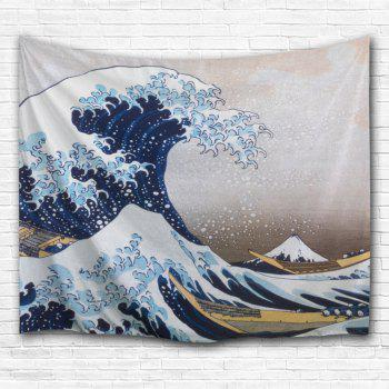 Wall Hanging Beach Throw Fabric Surge Tapestry - COLORMIX COLORMIX