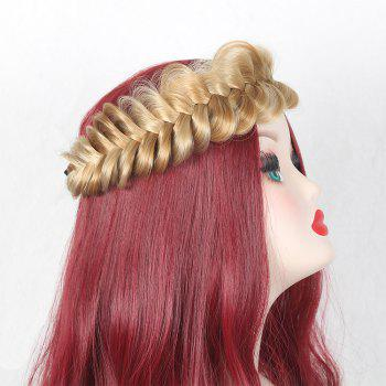 Colormix Large Plaited Headband