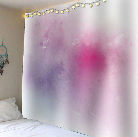 Waterproof Watercolor Wall Tapestry - COLORFUL W59 INCH * L59 INCH
