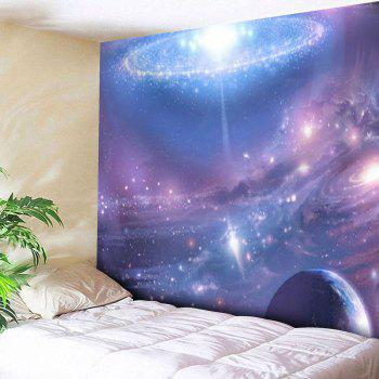 Star Sky Pattern Tapestry Microfiber Wall Hanging