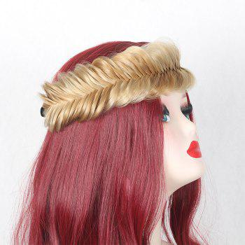 Fishbone Colormix Large Braided Headband