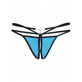 Double Strap Low Waisted G-String