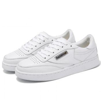 Hollow Low Top Breathable Sneakers - 37 37