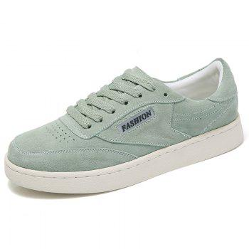 Hollow Low Top Breathable Sneakers - 38 38