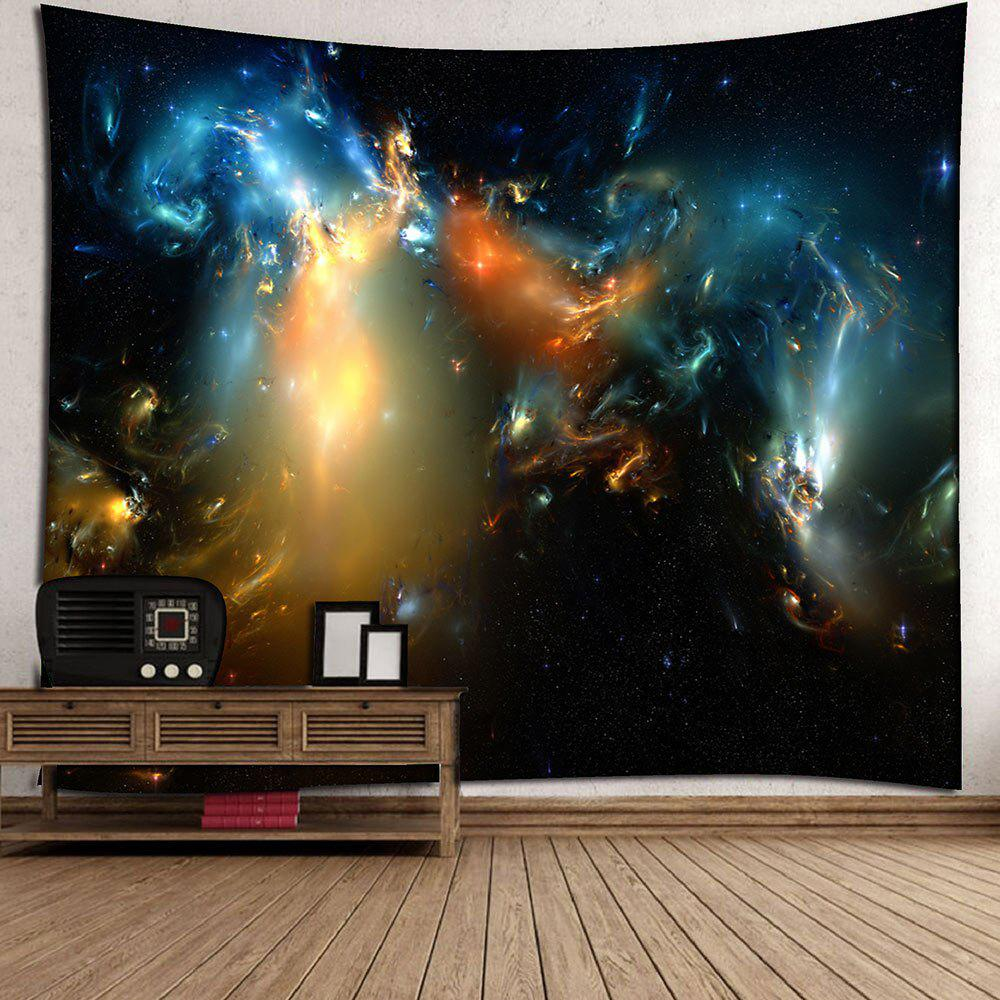 Milky Way Night Sky Waterproof Wall Tapestry milky chance warsaw