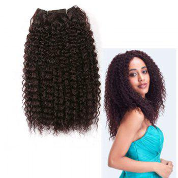 Medium Shaggy Deep Wave Synthetic Hair Weft