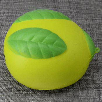 Simulation Toy Stress Relief Squishy Steamed Bun -  GREEN