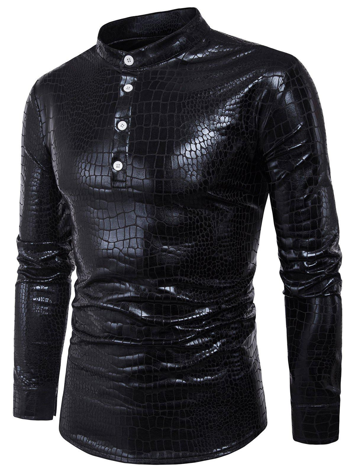 Find great deals on eBay for leather long sleeve shirt. Shop with confidence.