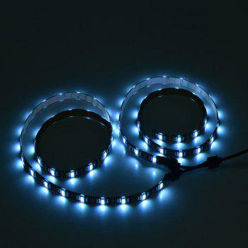 APP Control USB Bluetooth Smart LED 2pcs TV Light Strip -  COLORFUL