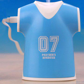 Mini Air Purifier USB Polo Shirts Humidifier