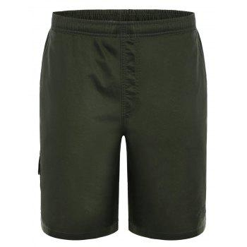 Cargo Bermuda Shorts - ARMY GREEN L
