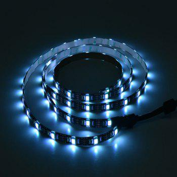 APP Control Smart USB Bluetooth LED TV Light Strip - COLORFUL