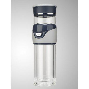 Travel Glass Kung Fu Tea Bottle with Filter
