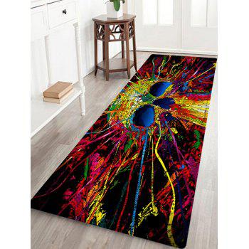 Skull Pattern Indoor Outdoor Area Rug