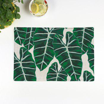 Leaves Linen Eco-Friendly Table Decor Placemat