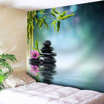Wall Hanging Pond Printed Tapestry