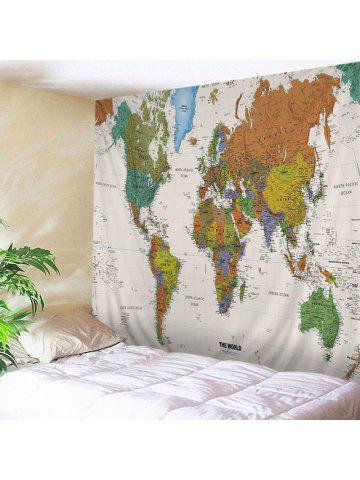 2018 wall hanging online store best wall hanging for sale wall hanging art world map print tapestry gumiabroncs Choice Image