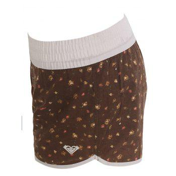 Dolphin Swim Shorts - BROWN S