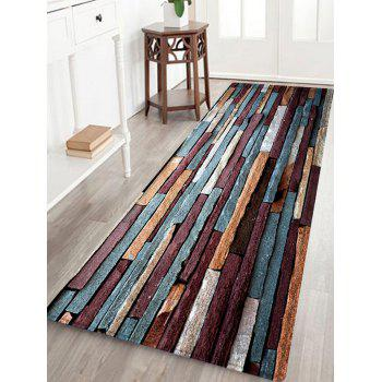 Brick Wall Pattern Anti-skid Indoor Outdoor Area Rug