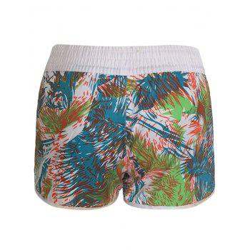 Dolphin Swim Shorts - LIGHT BLUE XS