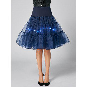 Flounce Light Up Cosplay Skirt
