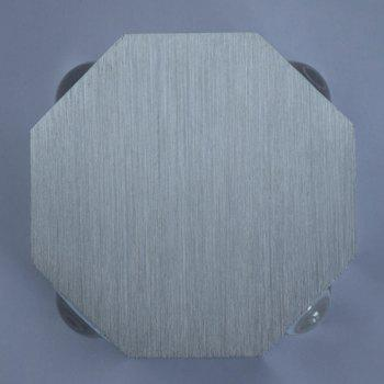 Energy Saving Aluminum Modern LED Wall Light -  BLUE