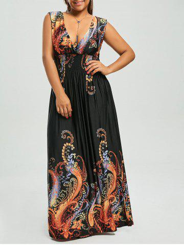 Empire waist maxi dress for sale