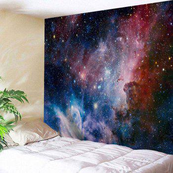 Wall Art Hanging Galaxy Print Tapestry