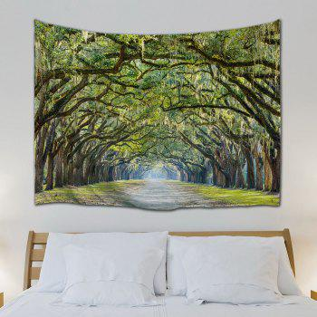 ... Alameda Wall Hanging Bedroom Decor Tapestry   GREEN W51 INCH * L59 INCH