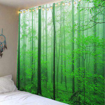 Home Decor Forest Tree Wall Hanging Tapestry
