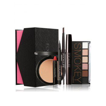 6PCS Cosmetics Makeup Kit - #01