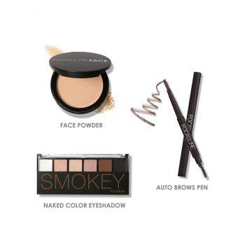 6PCS Cosmetics Makeup Kit -