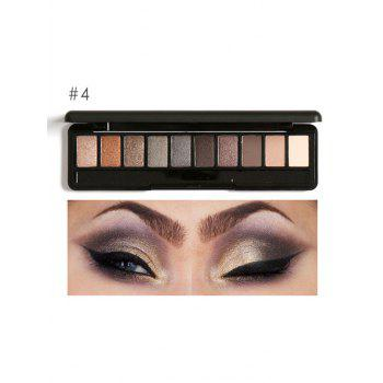 Earth Color Smoky Eyeshadow Palette