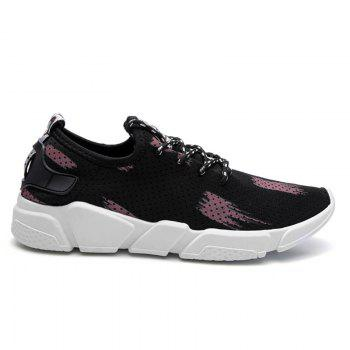 Stretch Fabric Breathable Casual Shoes