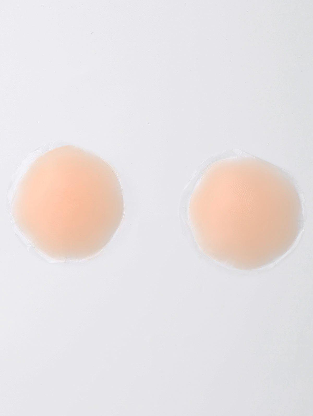 Silicone Invisible Petal Nipple Pad - COMPLEXION ONE SIZE