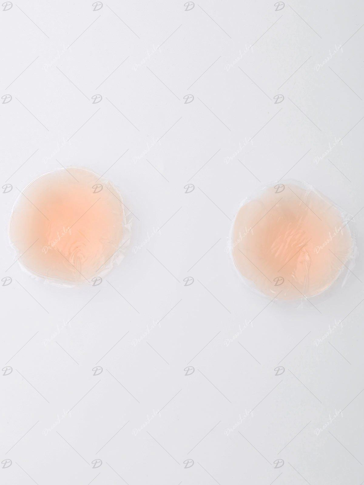 Silicone Invisible Petl Nipple Pad - Complexion ONE SIZE