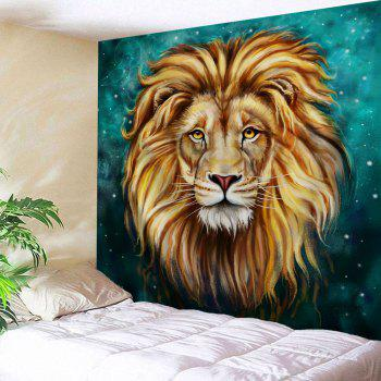 Wall Hanging Lion Animal Decorative Tapestry