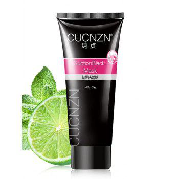 CUCNZN Peel-Off Pore Cleanser Blackhead Remover Mask - Noir