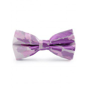 Jacquard Artificial Silk Bow Tie