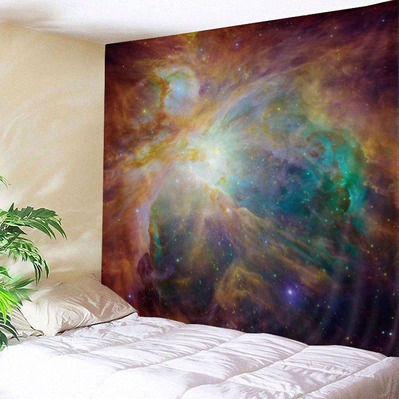 Galaxy Print Tapestry Wall Hanging Art Decor sea of clouds print tapestry wall hanging art