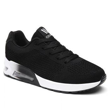 Air Cushion Mesh Breathable Athletic Shoes
