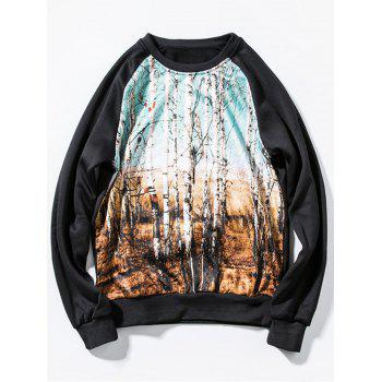 Tropical Forests Pullover Sweatshirt