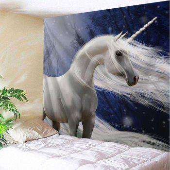Wall Decoration Fabric Unicorn Tapestry - COLORMIX COLORMIX