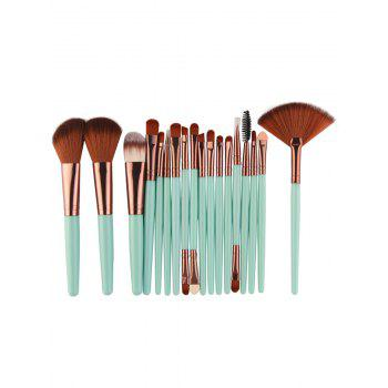 18Pcs Facial Multipurpose Makeup Brushes Kit