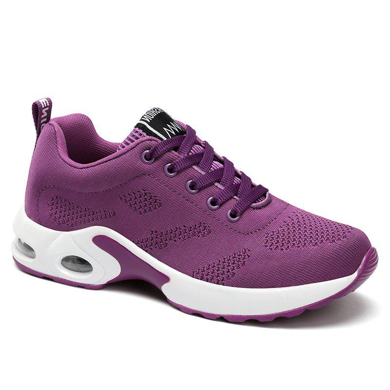 Air Cushion Breathable Mesh Athletic Shoes air mesh breathable hook