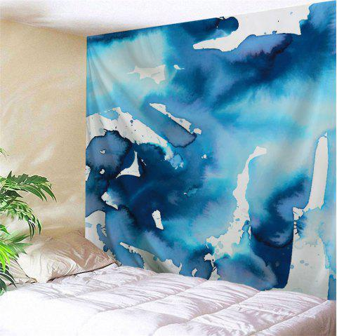 Ink Painting Bedroom Decor Tapis suspendu - Fusion W59 INCH * L59 INCH
