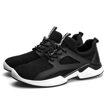 String Breathable Stretch Fabric Athletic Shoes - 43 43