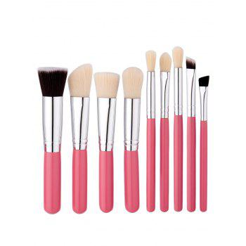 Face Eye Beauty Makeup Brushes Set - PINK PINK
