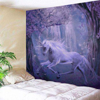 Unicorn Animal Fairyland Wall Hanging Tapestry